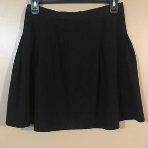 Aritzia Skirts - Aritzia Wilfred Missy Pleated Mini Skirt Black M